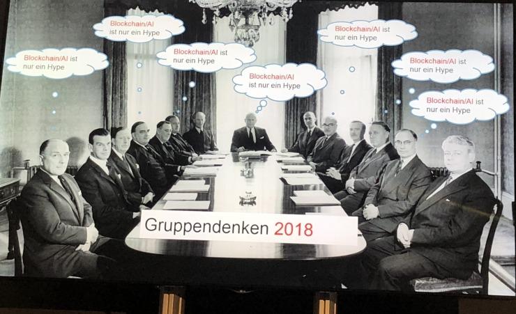 Monokultur Gruppendenken 2018