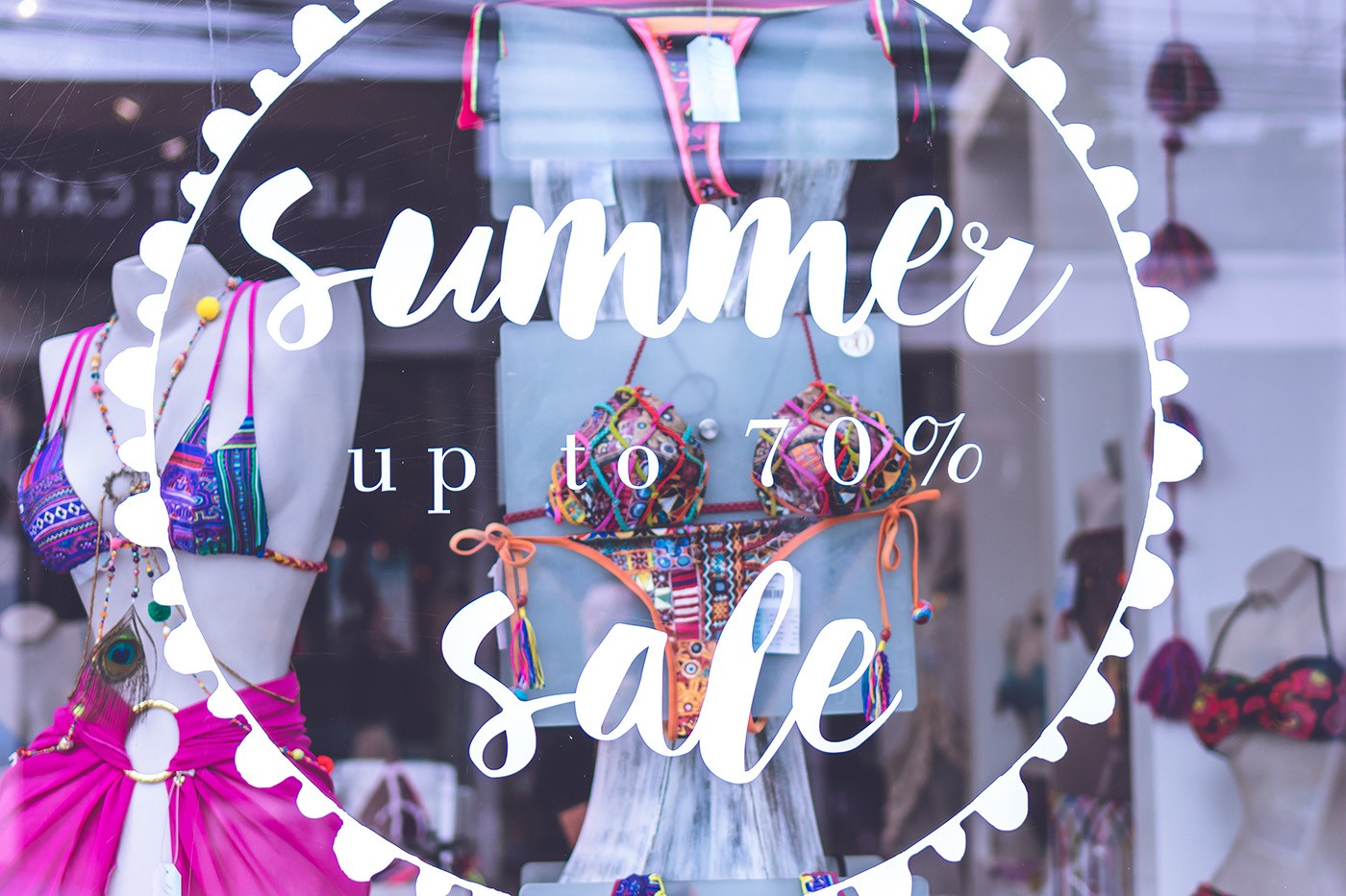 black friday summer up to 70% sale