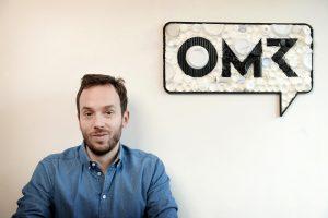 """Digital-Rockstar Philipp Westermeyer:<br>""""Der tatsächliche Wert der OMR sind meine Kollegen."""" 1"""