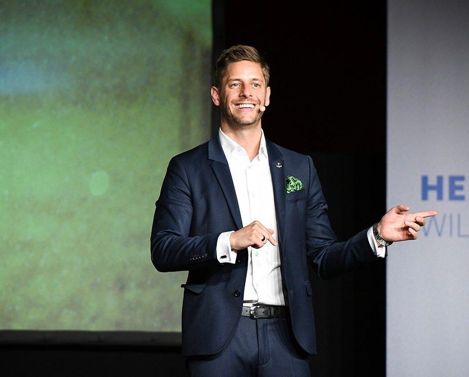 Dr. Florian Ilgen Keynotespeaker TDWI München