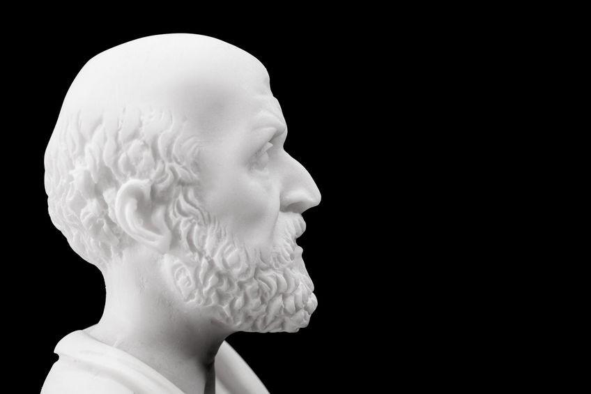 Hippokrates von Kos, hippokratischer Eid