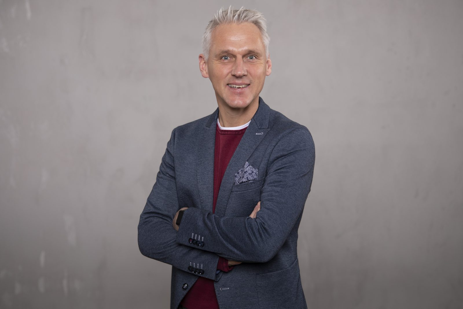 Marc Freyberg von Brax spricht über Vertrauen