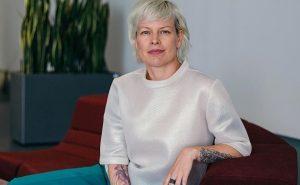 Stacia Carr, Director of Engineering/Sizing bei Zalando spricht über Retourenvermeidung