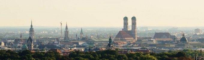München nach dem Lockdown durch Corona